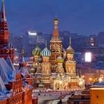 Зимние каникулы в Москве 5 дней