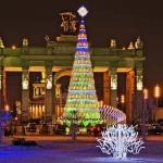Зимние каникулы в Москве 3 дня