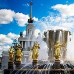 Мосты и фонтаны столицы