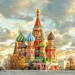 Осенние каникулы в Москве 2 дня