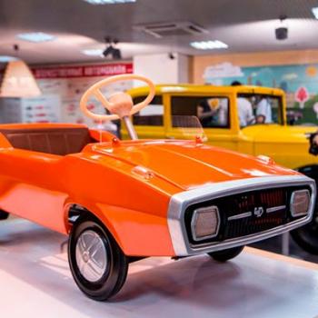 Музей автомобильных историй