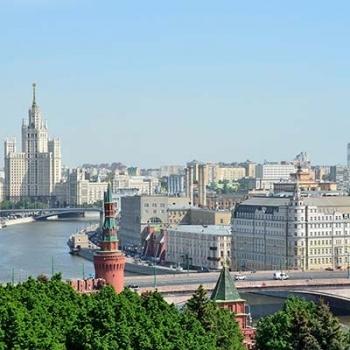 Каникулы в Москве 1 день