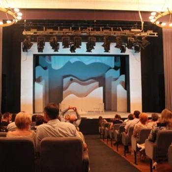 экскурсия в театр для школьников
