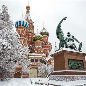 Новогодний тур в Москву 3 дня
