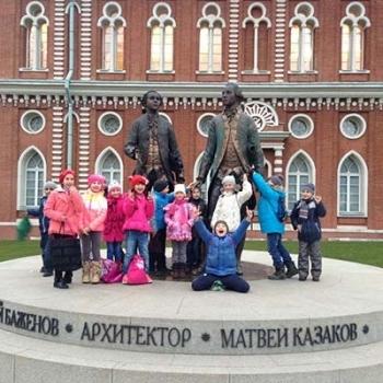 """Квест по парку музея-заповедника """"Царицыно"""""""