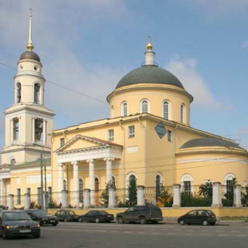 Школьная экскурсия Москва Пушкинская