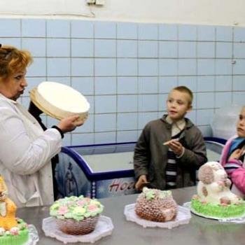 Экскурсия на фабрику мороженого для школьников