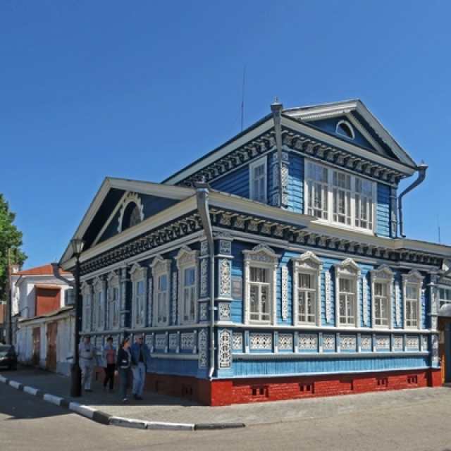 Нижний Новгород - Городец