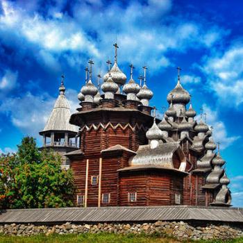 Кижи – чудо России! 2 дня (Карелия)