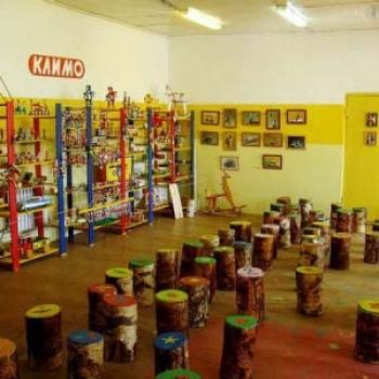 Климо, фабрика деревянной игрушки