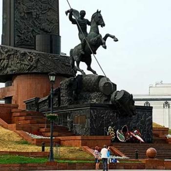 Пешеходная экскурсия в Парке Победы на Поклонной горе