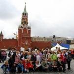 Посвящение в москвичи. Выпускной