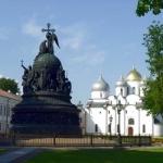 Пушкинские горы - Псков- Изборск - Печоры - Великий Новгород