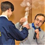 Огни Москвы (вечерняя)