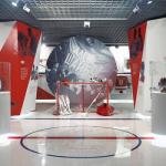 Музей хоккея и ВТБ Ледовый дворец