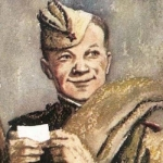 """Центральный музей Великой Отечественной Войны. Интерактивная программа """"Что у солдата в вещмешке?"""""""