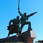 Севастополь - Бахчисарай - Судак