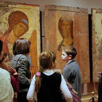 Экскурсия для школьников в Третьяковскую галерею